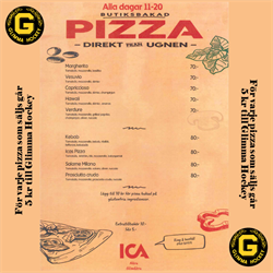 ICA PIZZA