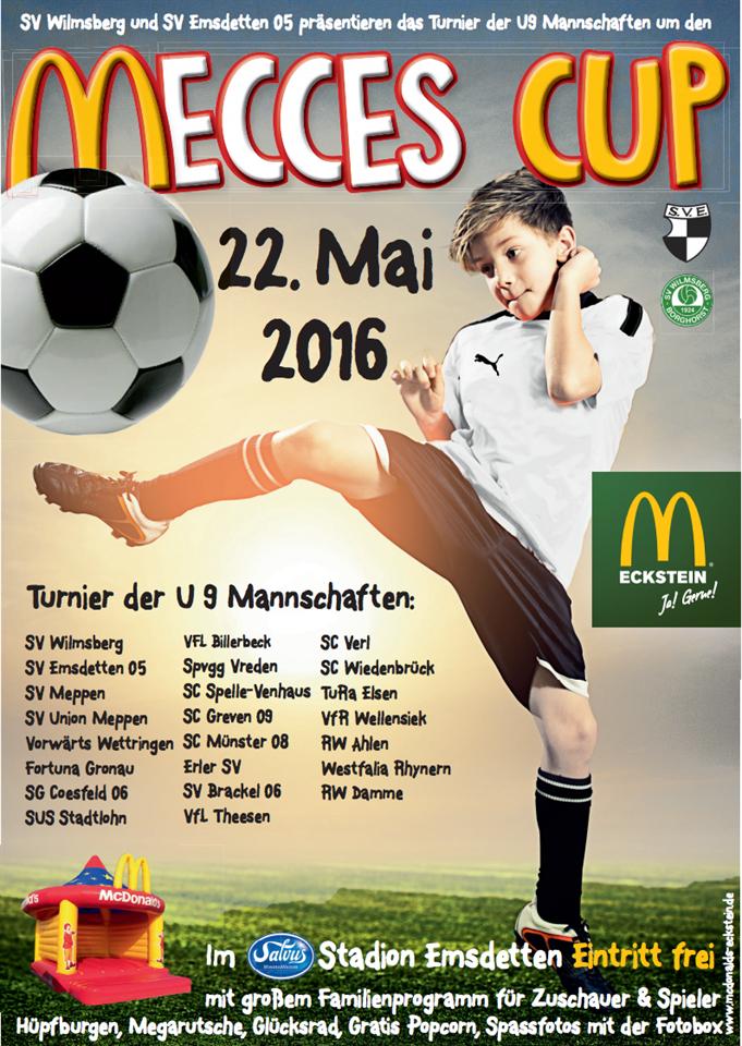 Flyer Mecces Cup
